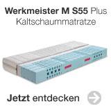 Werkmeister M S55 Plus, Kaltschaum