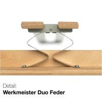 Werkmeister U 320 Duo KF Lattenrost