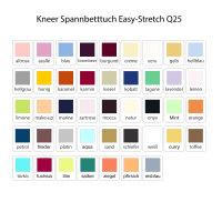 Kneer Spannbetttuch Easy-Stretch Q25
