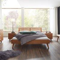 Hasena Oak-Line Massivholzbett Modul 18 Masito Soleo