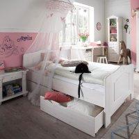 INFANSBABY Einzelbett Romantik