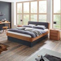Hasena Oak-Line Massivholzbett Modul 18 Practico Varus