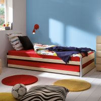 Hasena Function and Comfort Ausziehbett Clipu-Pully