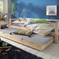 INFANSKIDS Einzelbett mit Bettschublade